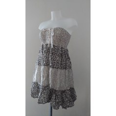 Robe bustier Made In Italie  pas cher