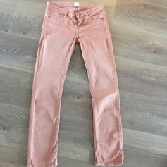 Jeans slim Des Petits Hauts  pas cher