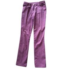 Jeans droit Chacok  pas cher