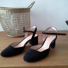 Sandales à talons Mango  pas cher