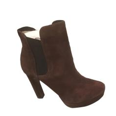 Bottines & low boots à talons Lola Cruz  pas cher