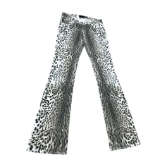 Jeans évasé, boot-cut Roberto Cavalli  pas cher