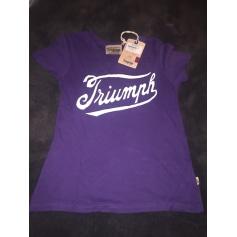 Top, tee-shirt Triumph  pas cher