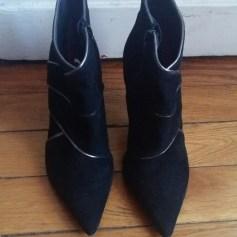 High Heel Ankle Boots Bata