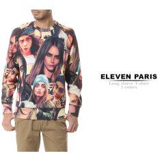 Sweat Eleven Paris  pas cher