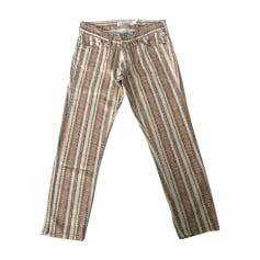 Pantalon slim, cigarette Isabel Marant Etoile  pas cher