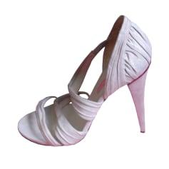 Sandales à talons Emanuel Ungaro  pas cher