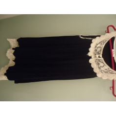 Robe tunique Voyelles  pas cher
