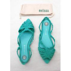 Sandales plates  Melissa  pas cher