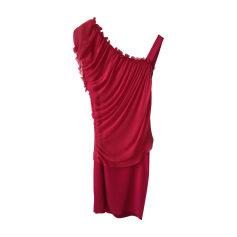 Robe courte Alberta Ferretti  pas cher