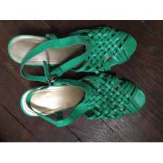 Sandales à talons H&M  pas cher