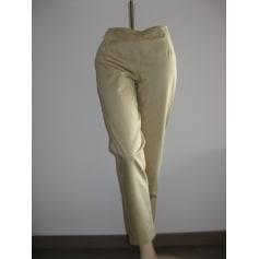 Pantalon slim, cigarette Genny  pas cher