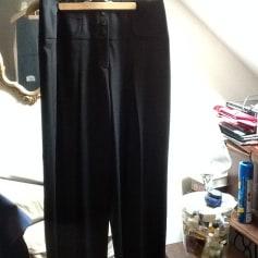 Pantalon large Caroll  pas cher