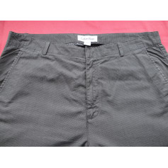 Pantalon large Calvin Klein  pas cher