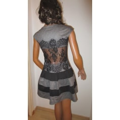 Robe courte Orcelly  pas cher