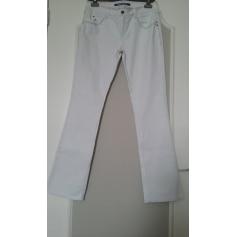 Jeans évasé, boot-cut Chattawak  pas cher