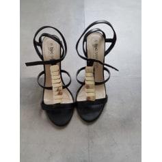 Sandales à talons Bonprix  pas cher