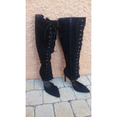Bottes cuissards Missguided  pas cher