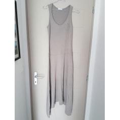 Robe mi-longue Promod  pas cher