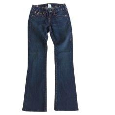 Jeans évasé, boot-cut True Religion  pas cher