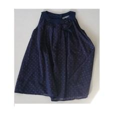 Robe Bleu Comme Gris  pas cher