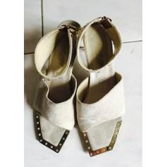 Sandales à talons Bee Fly  pas cher