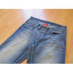 Jeans évasé, boot-cut H&M  pas cher