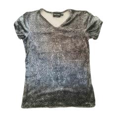 Top, tee-shirt Giorgio Armani  pas cher