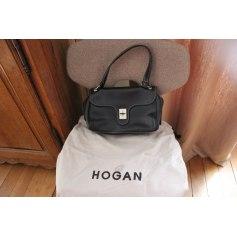 Sac à main en cuir Hogan  pas cher