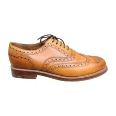 Chaussures à lacets Grenson  pas cher