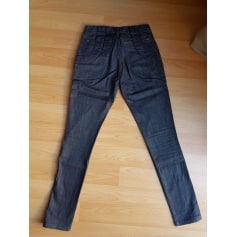 Jeans slim Stella Mccartney  pas cher