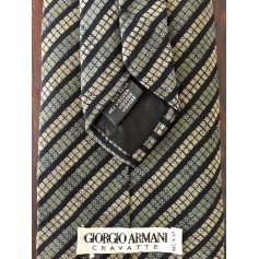 Cravate Giorgio Armani  pas cher