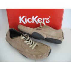 Calzature stringate Kickers
