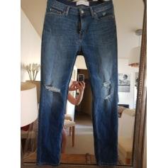 Jeans large, boyfriend Iro  pas cher