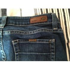 Jeans droit Denim Studio  pas cher