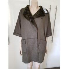 Manteau en fourrure Blacky Dress  pas cher