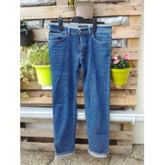 Pantalon slim Trussardi Jeans  pas cher