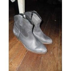 Bottines & low boots à talons Creeks  pas cher