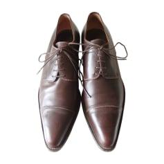 Chaussures à lacets  Tricker's  pas cher