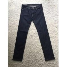 Jeans slim Denim & Supply  pas cher