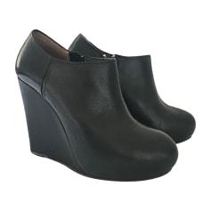 Bottines & low boots à compensés Marni  pas cher