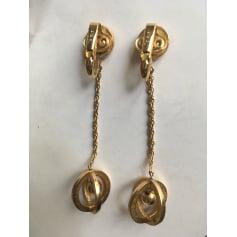 Boucles d'oreille Trifari  pas cher