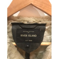 Blouson River Island  pas cher