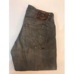 Jeans droit PRPS  pas cher