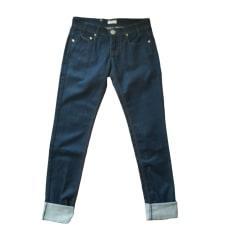 Jeans droit Pinko  pas cher