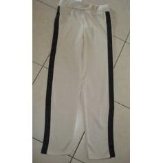 Pantalon droit Mango  pas cher