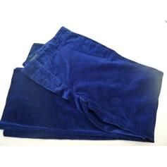 Pantalon large Laura Clément  pas cher