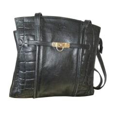 Lederhandtasche Texier