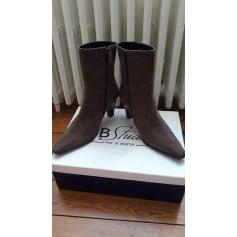 High Heel Ankle Boots JB Martin