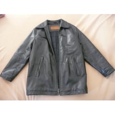 Manteau en cuir Timberland  pas cher